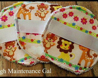 Baby girl washcloths, Washable baby wipes, Cloth wipes, Eco friendly wipes, Natural baby wipes, Reusable wipes, Nursery design idea