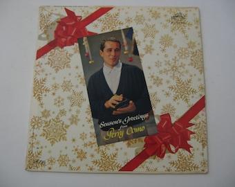 Perry Como - Season's Greetings - 1959  (Vinyl LP)