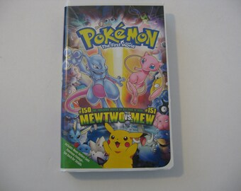 Pokemon - The First Movie - (VHS)