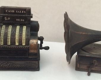 Miniature Nostalgic Pencil Sharpeners