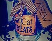 Cat Or DoG TrEaT JaR:)