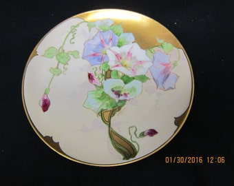 Jul H Brauer Plate Signed by F.R.Gross