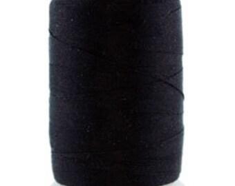 Silk Thread 1/2oz Spool Black Size A (CD7013)