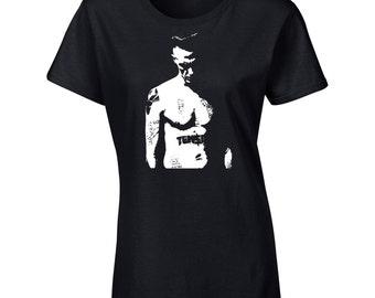 Zef Ninja Die Antwoord Mens and Womens hand printed T shirt