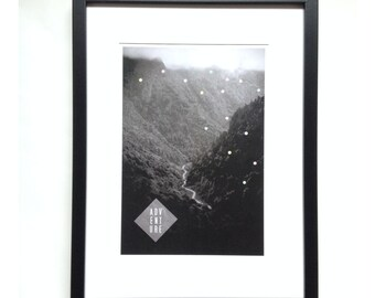 Affiche Black Mountain