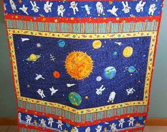 The Final Frontier~Baby/Toddler/Kids Quilt