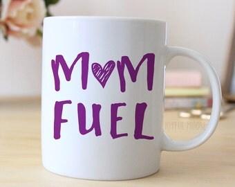 coffee mug for mom - mom fuel - new baby shower gift