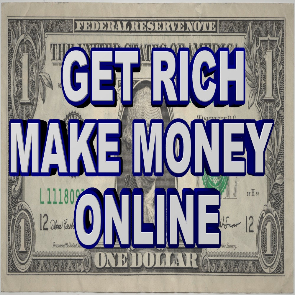how to make money and be rich