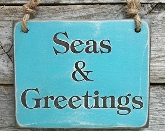 Sea & Greetings