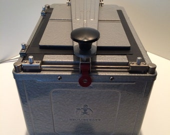 Vintage Brumberger Photographic Contact Printer