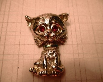 Cat Pin by Gerry