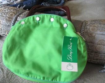 Cloth Handbag, Vintage 60's