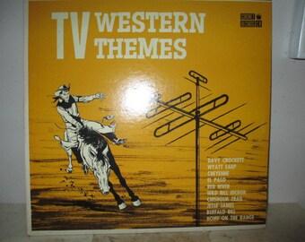 Cowboy Western Theme LP