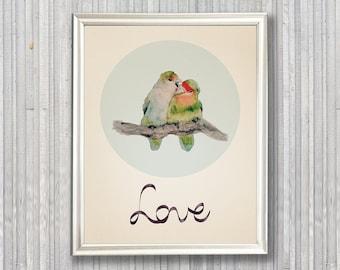 Love bird 02