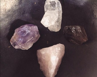 Four Quartz Starter Set