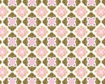 Ana's Floral Fabric - By The Yard - Girl / Fabric / Floral