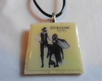 Fleetwood Mac - Rumours - Pendant Necklace