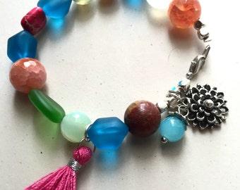 Bohemian Summer bracelet