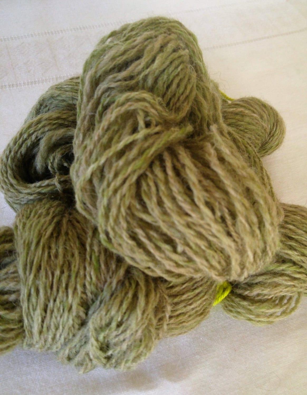 Knitting Handspun Yarn : Handspun yarn shetland wool knitting crochet novelty