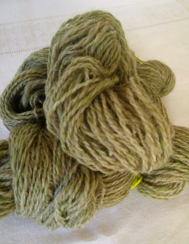 Knitting Handspun Wool : Handspun yarn shetland wool knitting crochet novelty