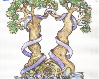 Handfasting  - (Two as One)