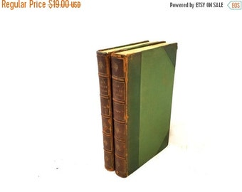 ON SALE Last Essays of Elia 1910 and The Essays of Elia 1911 by Charles Lamb