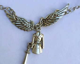 Castiel Inspired Necklace