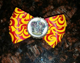 Griffindor - Harry Potter Hair Bow
