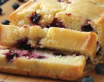 Blueberry Lemon Bread, Lemon Blueberry Bread, Homemade baked goods, homemade bread, baked goods, Christmas, Holiday, Thanksgiving, Breakfast