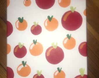 Vegetable Canvas Art