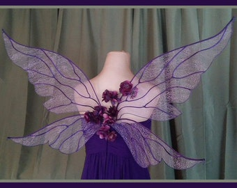 Fairy Wedding Wings! For the Maid of Honor & Bridesmaids...