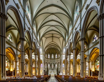 Saint Paul Cathedral, Pittsburgh, PA.