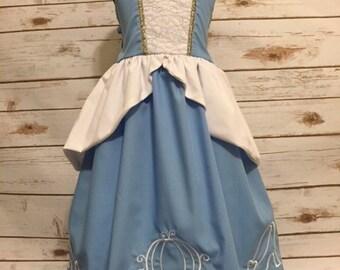 Disney Inspired Cinderella Dress