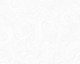 Just Color - White Pigment (1351-WHP) Studio-e Cotton Fabric Yardage