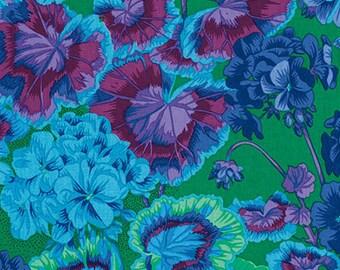 1/2 yard  Philip Jacobs Gertrude Green  fabric  PJ065