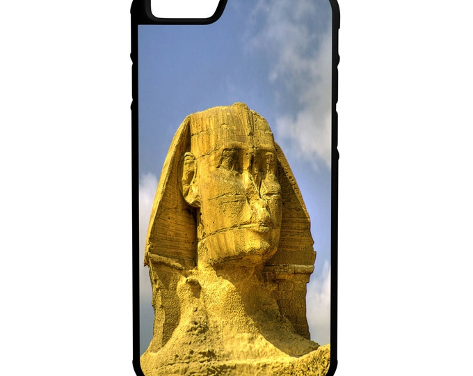 Great Sphinx of Giza iPhone Galaxy Note LG HTC Hybrid Rubber Protective Case