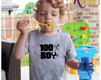 100% Boy Toddler & Youth T-Shirts for boys