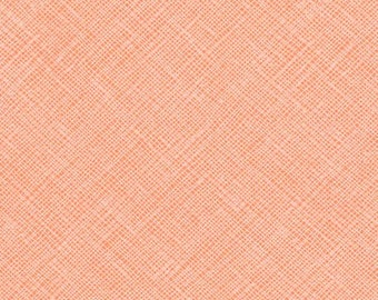 Architextures - Crosshatch Creamsicle - Carolyn Friedlander - Robert Kaufman (AFR-13503-152)