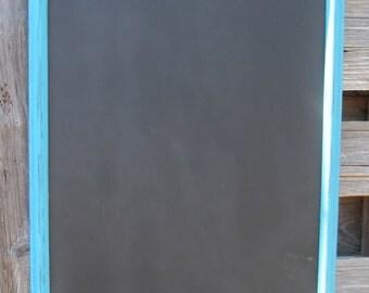 Blue 22x28 Chalkboard Frame