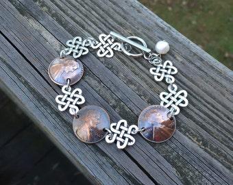 1967 Penny Bracelet