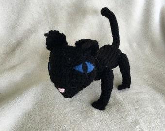 Crochet Wuss Puss Cat Doll