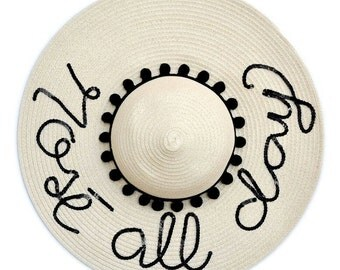 Rose All Day Floppy Sun Hat