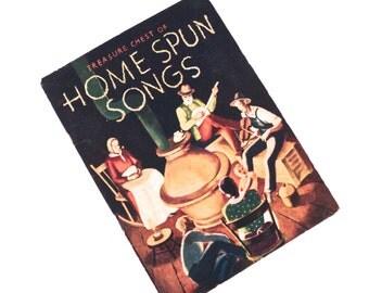1935 Home Spun Songs