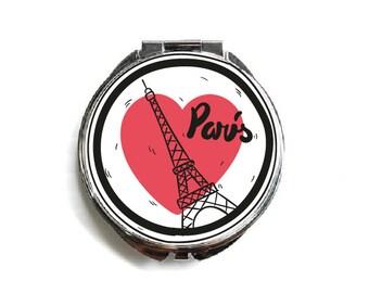 Paris Compact Mirror