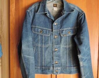 A Lee Rider Jacket