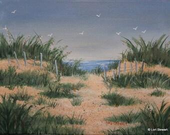 Dunes 11x14