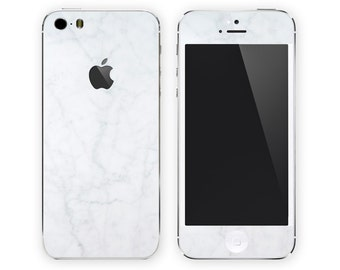 White Marble iPhone case alternative iPhone skin iPhone sticker iPhone decal iPhone cover iPhone 5 5S 6 SE 6 6S 7 # White marble