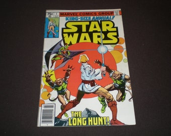 Star Wars Annual 1 (1979), Marvel Comics C10