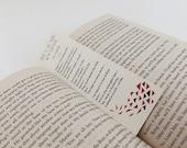 Paper Bookmark – Dickinson Poem – 45x140mm
