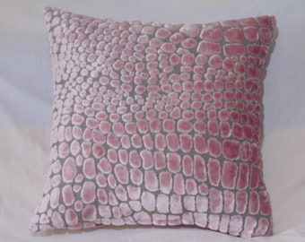 Designers Guild Fabric Nabucco Rose Cushion Covers